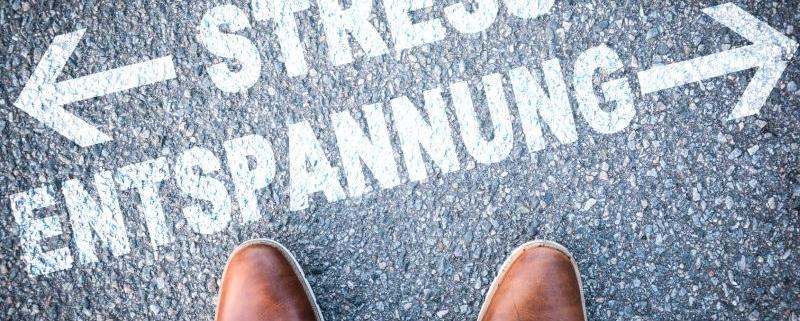 Stress und Entspannung
